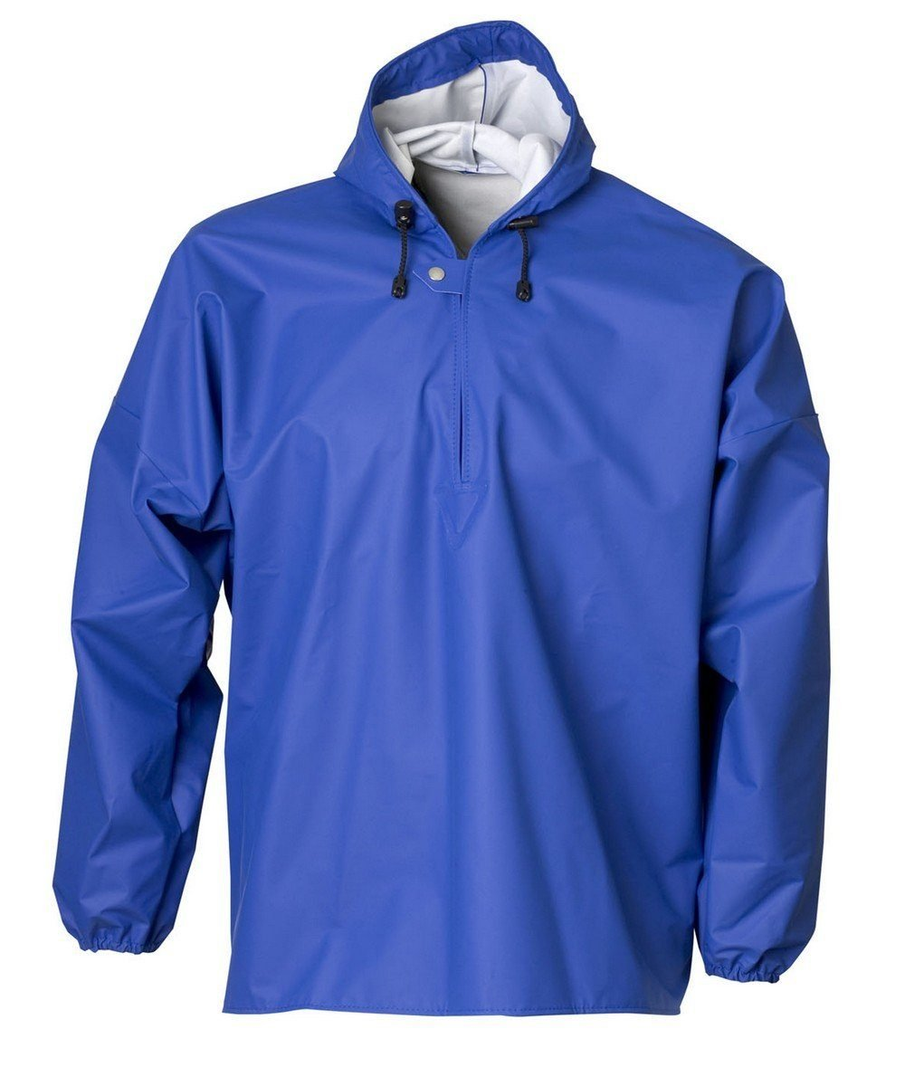 PPG Workwear Elka Cleaning Smock 077100E Cobalt Colour