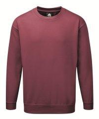 PPG Workwear Orn Kite Premium Sweatshirt 1250 Burgundy Colour