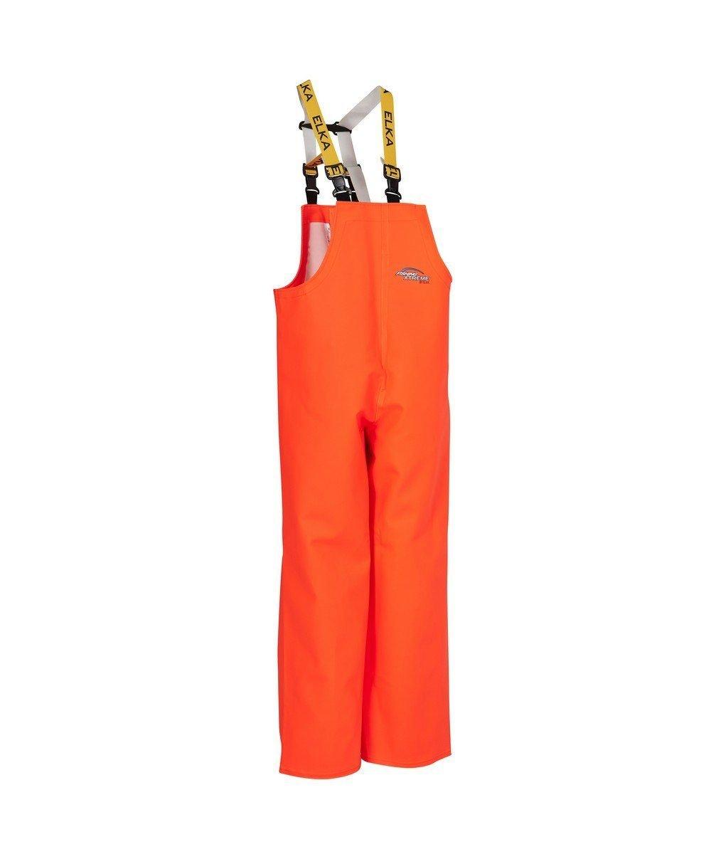 PPG Workwear Elka Fishing Xtreme Bib/Brace 177301 Orange Colour