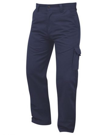 PPG Workwear Orn Hawk Combat Trouser 2200 Navy Blue Colour