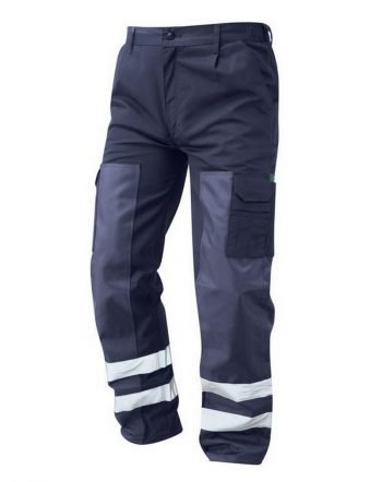 Orn Vulture Ballistic Trouser 2900 Navy Blue Colour with Reflective Bands