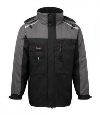 PPG WorkwearTuffStuff Cleveland Jacket 299 Grey Colour