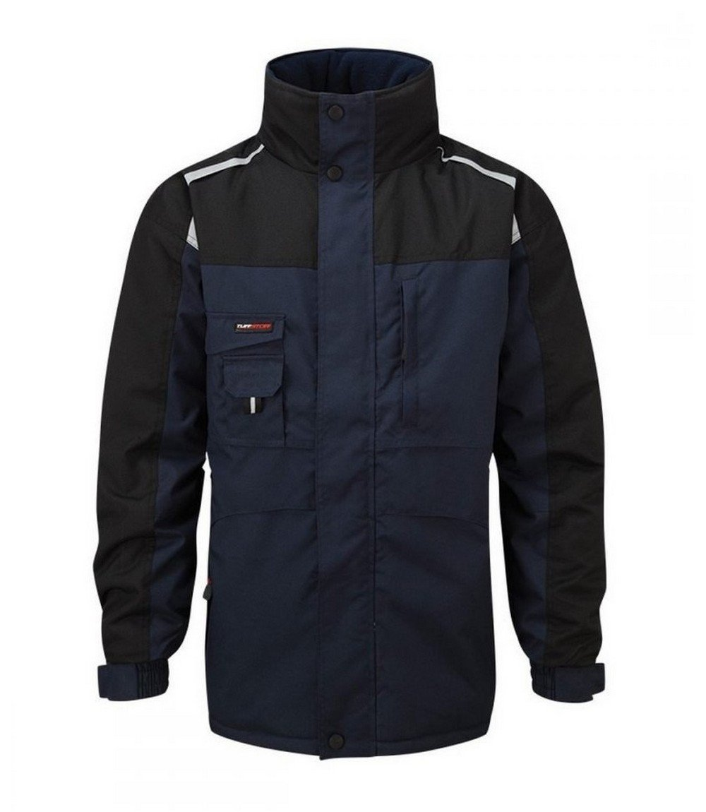 TuffStuff Cleveland Jacket 299 Navy Colour