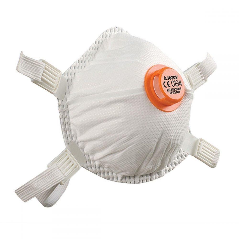 Alpha Solway 3030V Disposable Mask Respirator (FFP3) 3030V