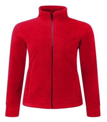 PPG Workwear Orn Albatross Ladies Classic Fleece 3260 Red Colour