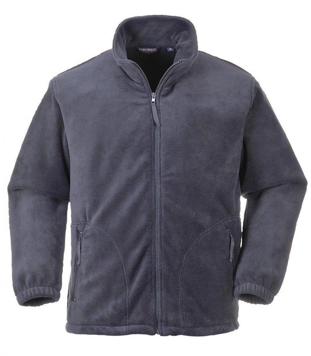 PPG Workwear Portwest Argyll Heavy Fleece F400 Navy Blue Colour