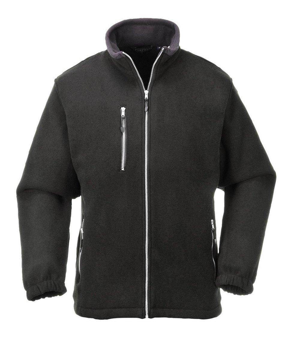 PPG Workwear Portwest City Fleece F401 Black Colour