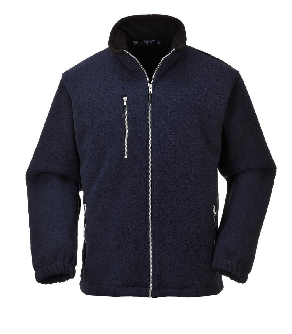 PPG Workwear Portwest City Fleece F401 Navy Blue Colour