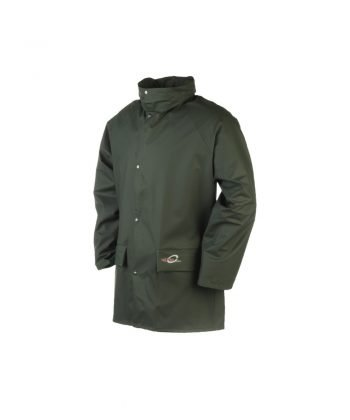 Flexothane Classic Waterproof Jacket 4820 Olive Green Colour