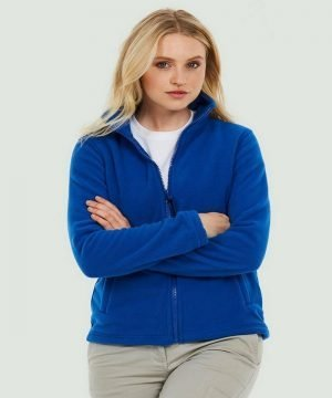 PPG Workwear Uneek Classic Ladies Fleece UC608 Royal Blue Colour