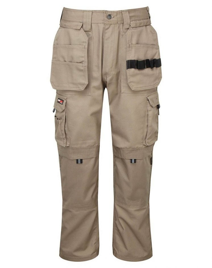 PPG Workwear TuffStuff Extreme Work Trousers 700 Stone Colour