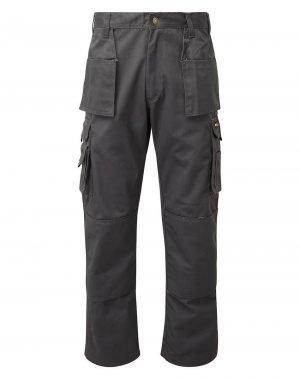 TuffStuff Pro Work Trousers 711 Grey Colour