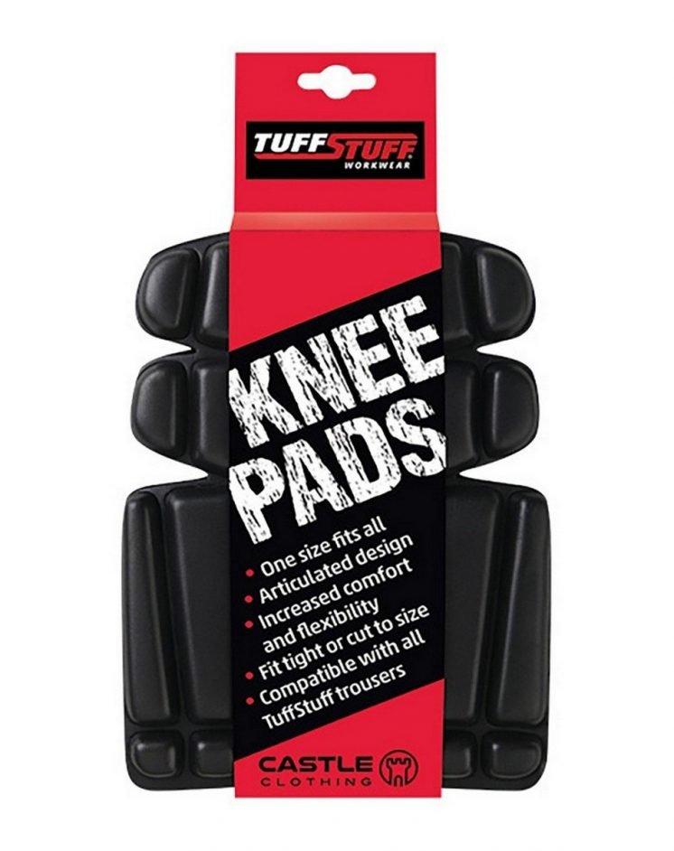 TuffStuff Knee Pads 779 Black Colour