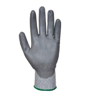 PPG Workwear Portwest Cut Level 5 Palm Glove A622 Grey Colour Palm View