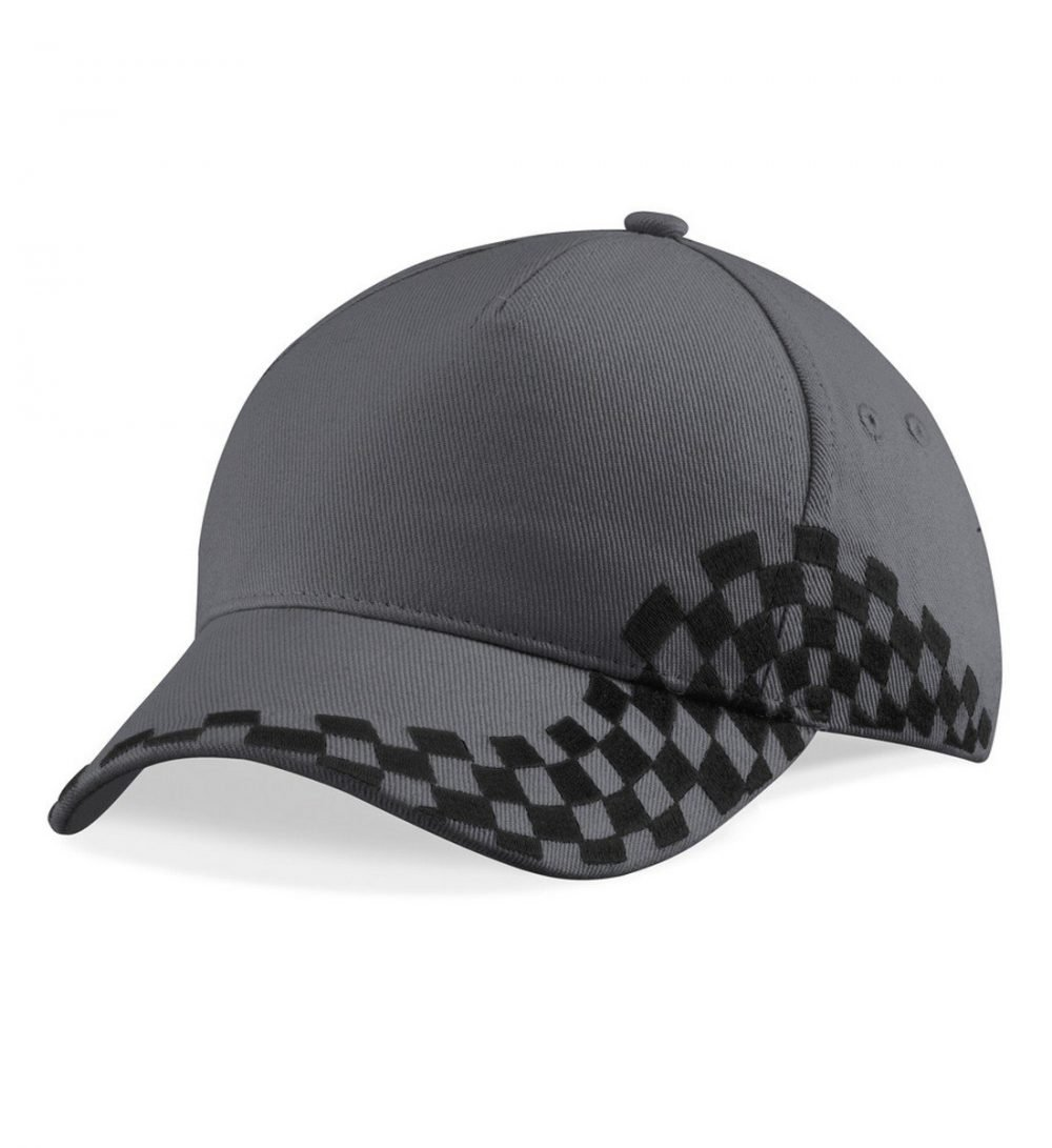 PPG Workwear Beechfield Grand Prix Cap B159 Grey Colour
