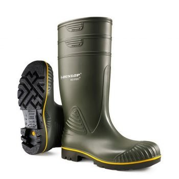 Dunlop Acifort Heavy Duty Non Safety Wellington
