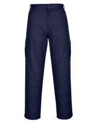 Portwest Combat Trousers C701 Navy Blue Colour