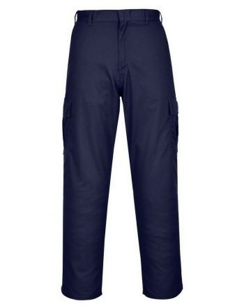 Portwest Combat Trousers C701 Navy Blue Colour