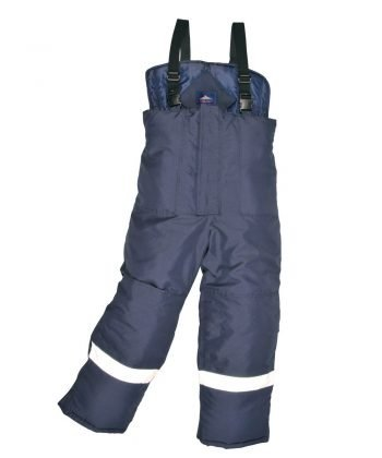Portwest Coldstore Trousers CS11 Navy Blue Colour