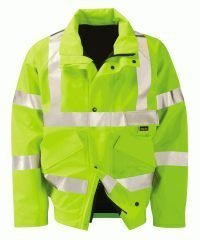 Orbit Gore-Tex Colorado Yellow Colour Hi Vis Bomber Jacket GB2FWBJ