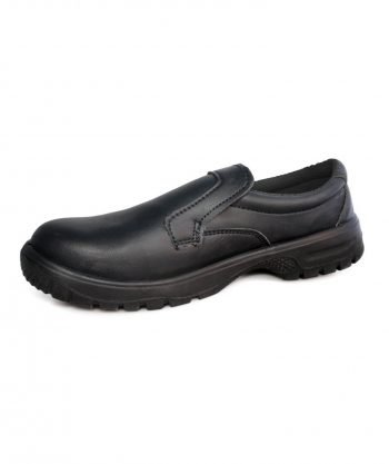 PPG Workwear Comfort Grip Slip-on Safety Shoe DK40 Black Colour