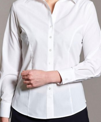 PPG Workwear Disley Womens Non Iron Blouse Cuff Detail