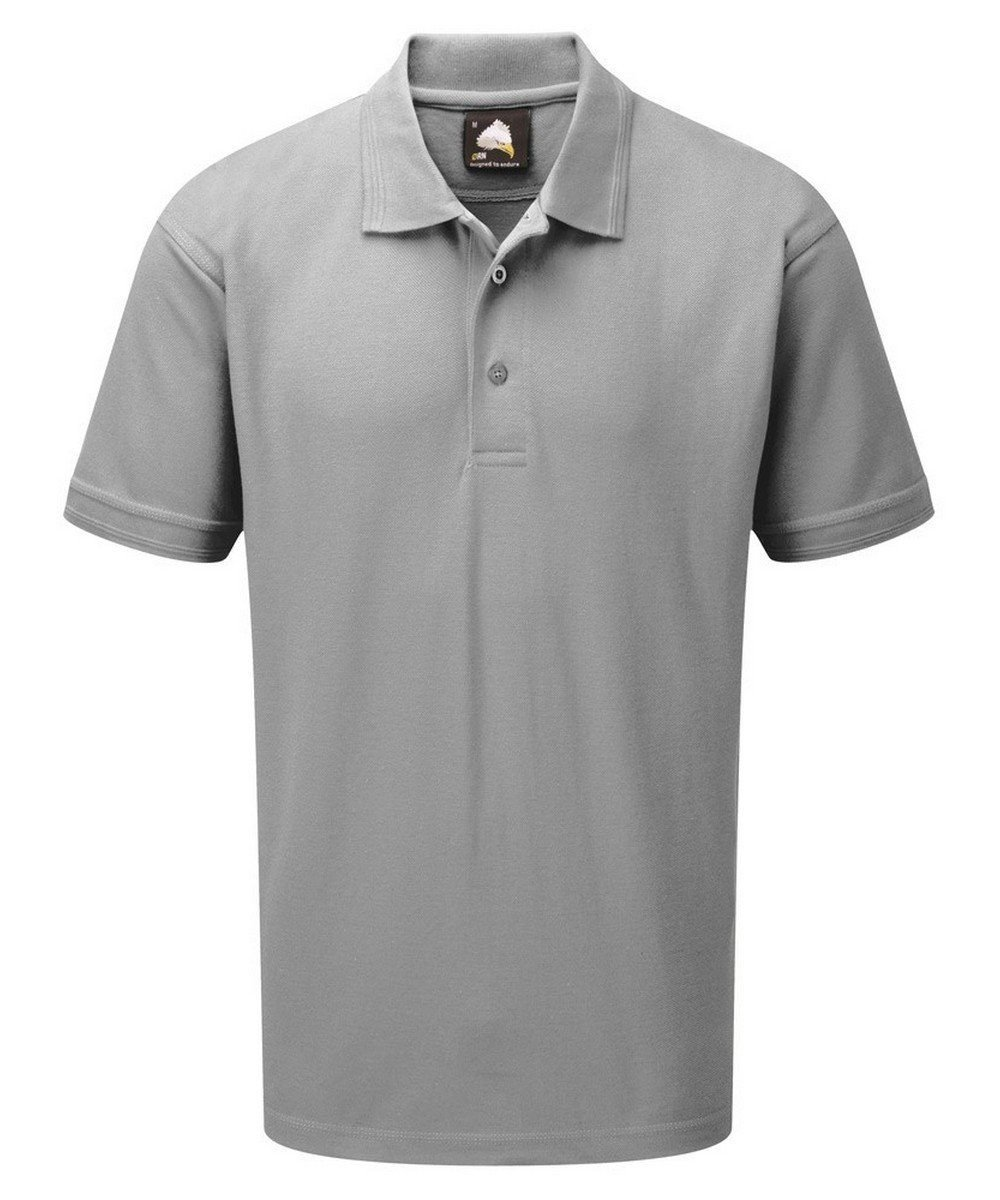 PPG Workwear Orn Eagle Premium Polo Shirt 1150 Ash Colour
