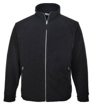 PPG Workwear Portwest Tecknik Interactive Fleece F280 Black Colour