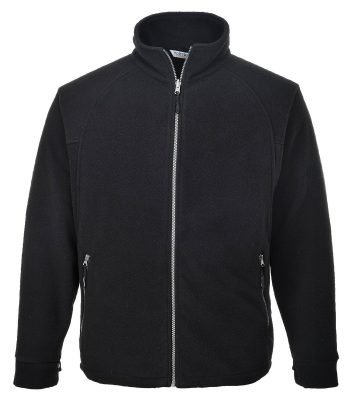 PPG Workwear Portwest Tecknik Interactive Fleece F280 Black Colour