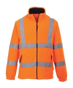 PPG Workwear Portwest Hi Vis Fleece Orange Colour F300