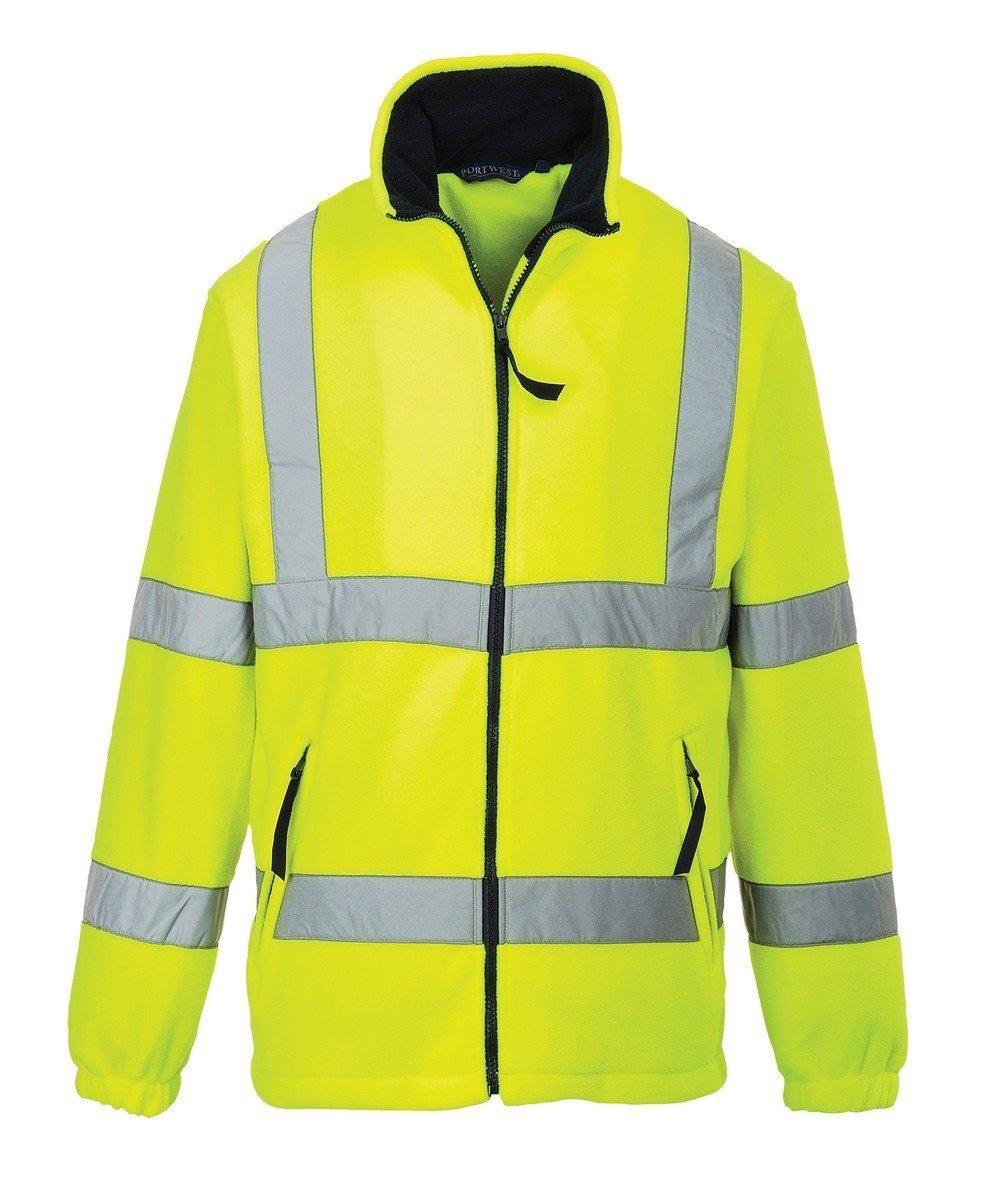 Portwest Hi Vis Fleece Yellow Colour F300