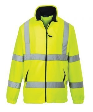 Portwest Hi Vis Fleece Yellow Colour F300