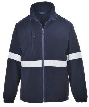 PPG Workwear Portwest Iona Lite Fleece F433 Navy Blue Colour