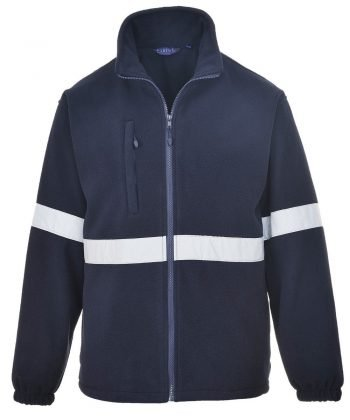 PPG Workwear Portwest Iona Lite Fleece F433 Navy Blue Colour