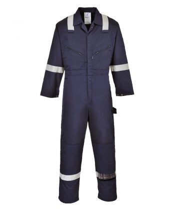 Portwest Iona Coverall F813 Navy Blue Colour
