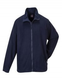 PPG Workwear Portwest FR Anti Static Fleece FR30 Navy Blue Colour