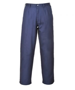 PPG Workwear Portwest Bizflame Pro Flame Retardant Trousers FR36 Navy Blue Colour