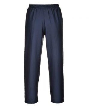 PPG Workwear Portwest Sealtex Flame FR Trousers FR47 Navy Blue Colour