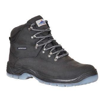 Portwest Steelite All Weather Safety Boot S3 (FW57) Black