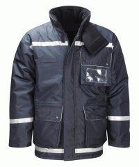 Insul8 Baffin Freezer Jacket FZJ Navy Blue Colour