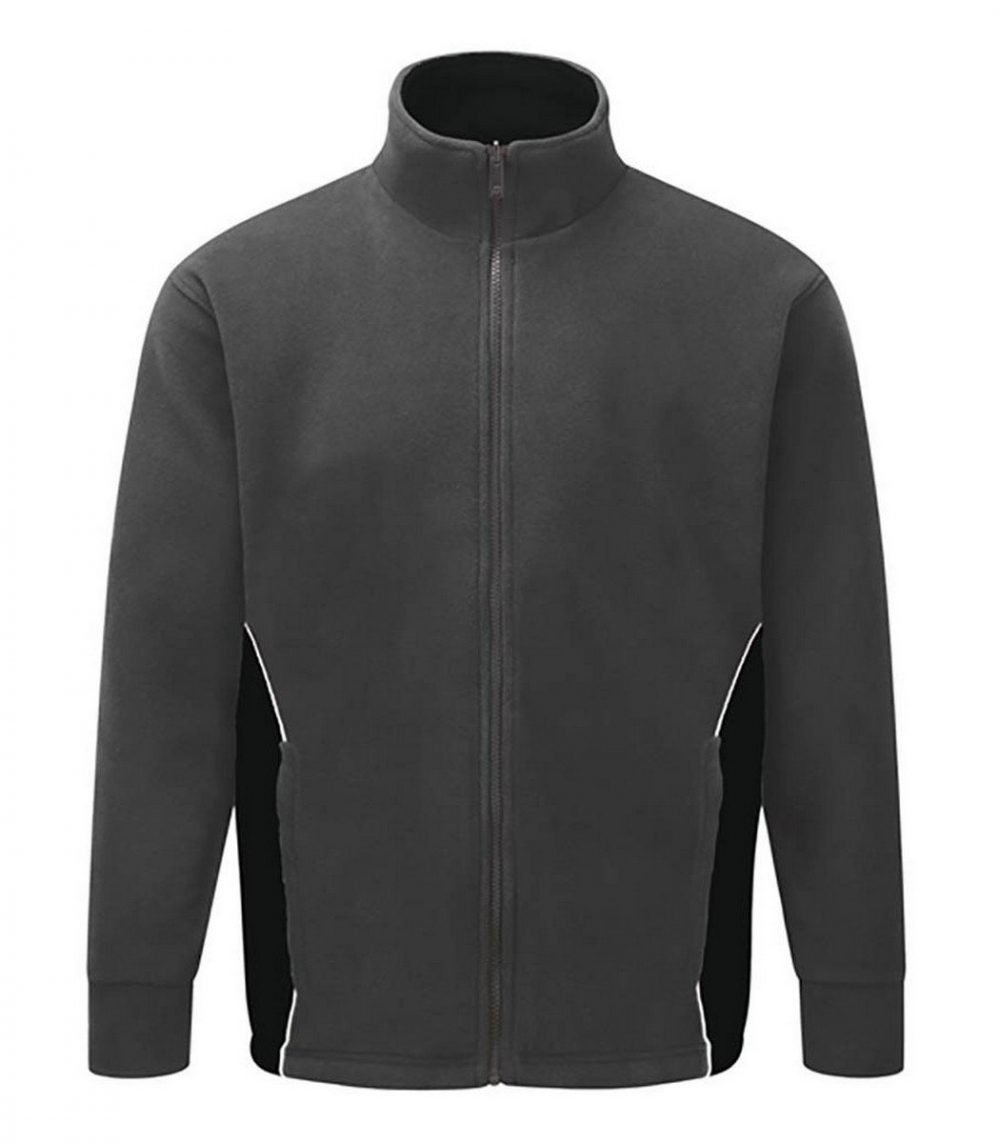 PPG Workwear Orn Silverswift Two Tone Premium Fleece 3180 Graphite and Black Colour