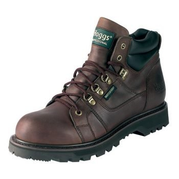 Hoggs of Fife GT3000 Non Safety Boot Brown Colour