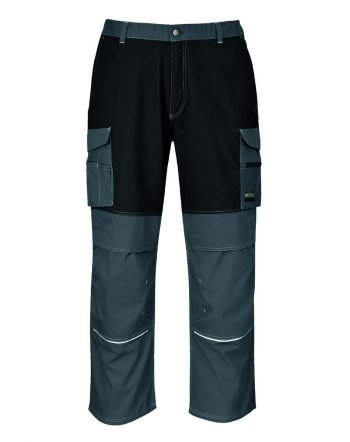PPG Workwear Portwest Granite Trouser KS13 Grey and Black Colour