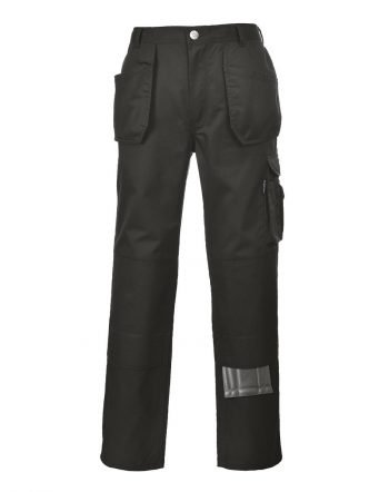 Portwest Slate Trouser KS15 Black Colour