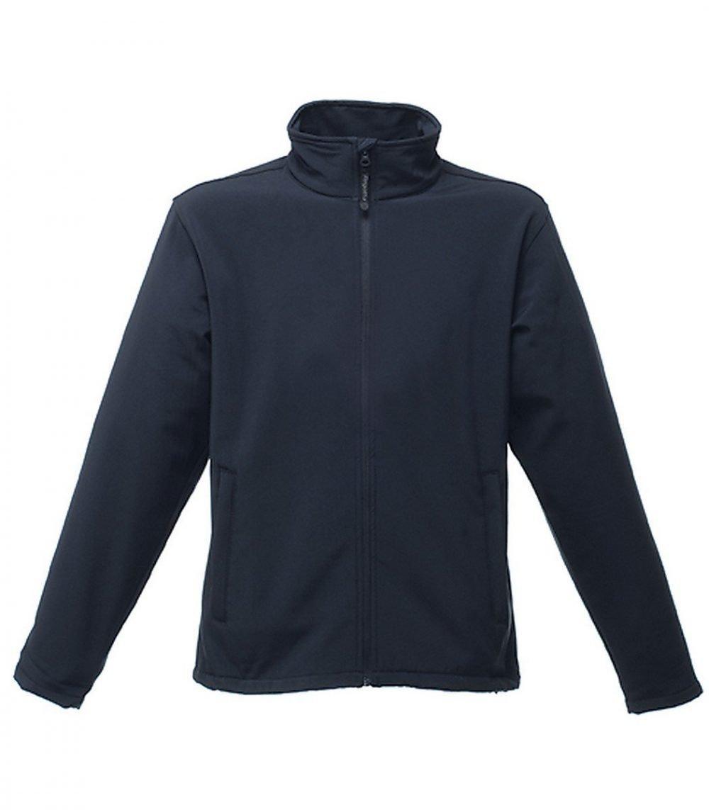 PPG Workwear Regatta Reid Softshell Jacket TRA654 Navy Blue Colour