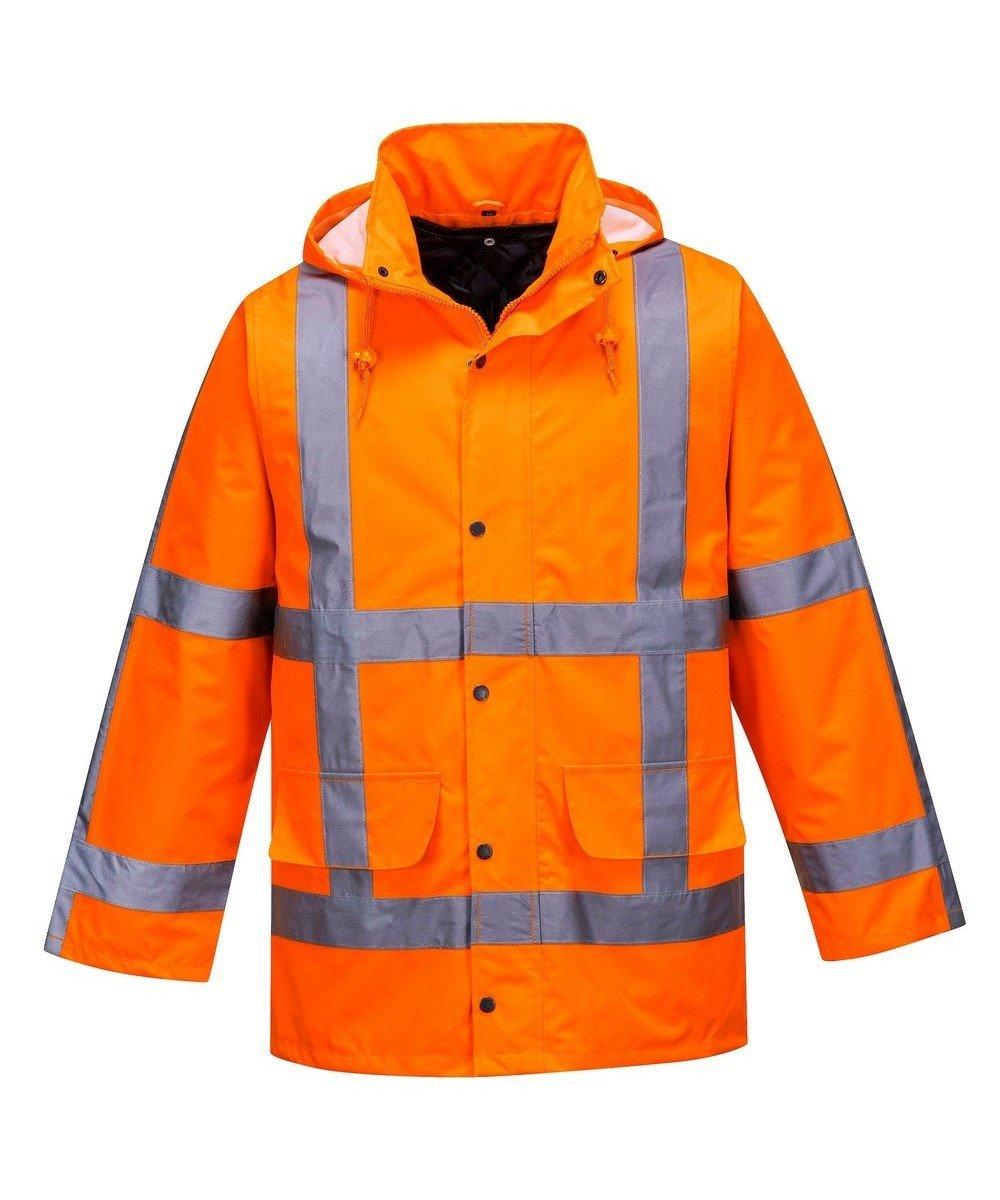 PPG Workwear Portwest RWS Hi Vis Traffic Jacket R460