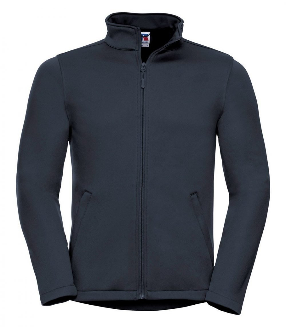 PPG Workwear Russell Mens Smart Softshell Jacket R040M French Navy Colour