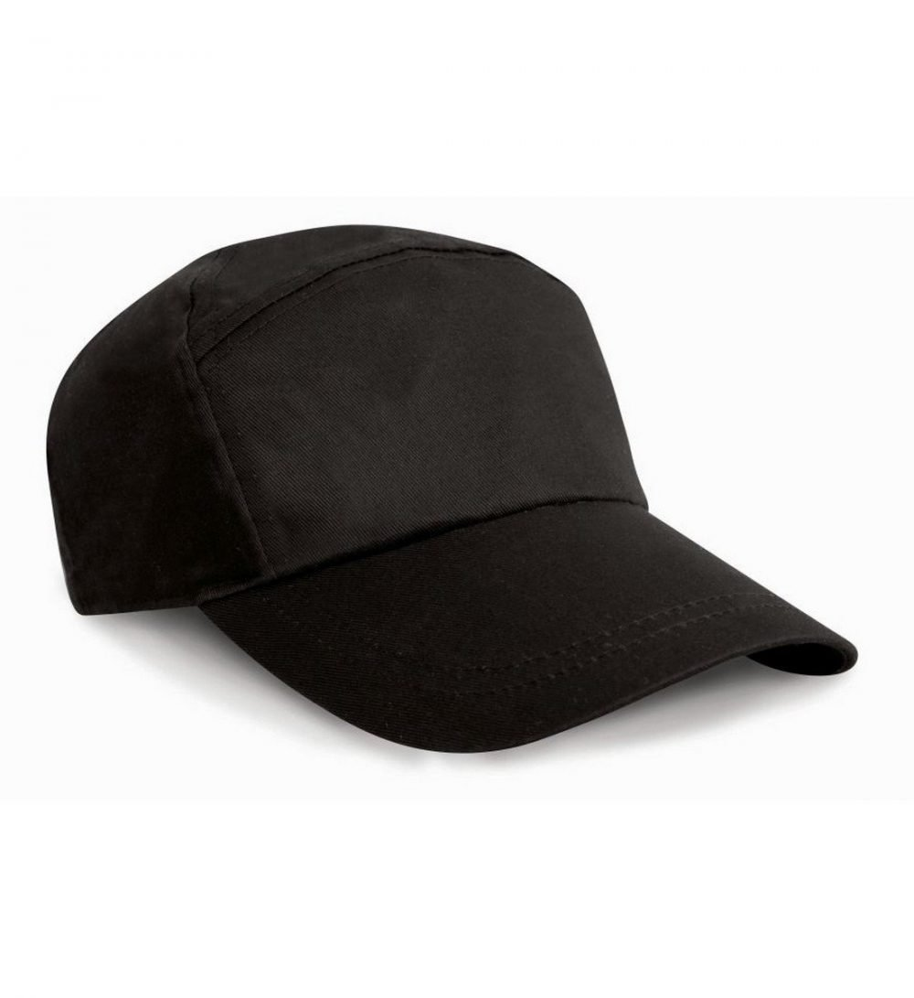 PPG Workwear Result Advertising Cap RC02 Black Colour