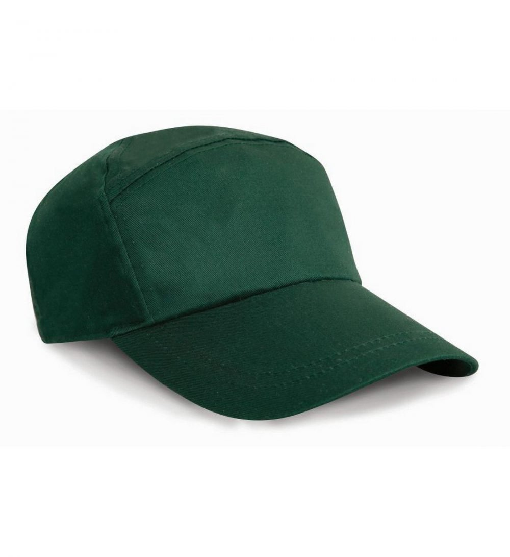 PPG Workwear Result Advertising Cap RC02 Bottle Green Colour