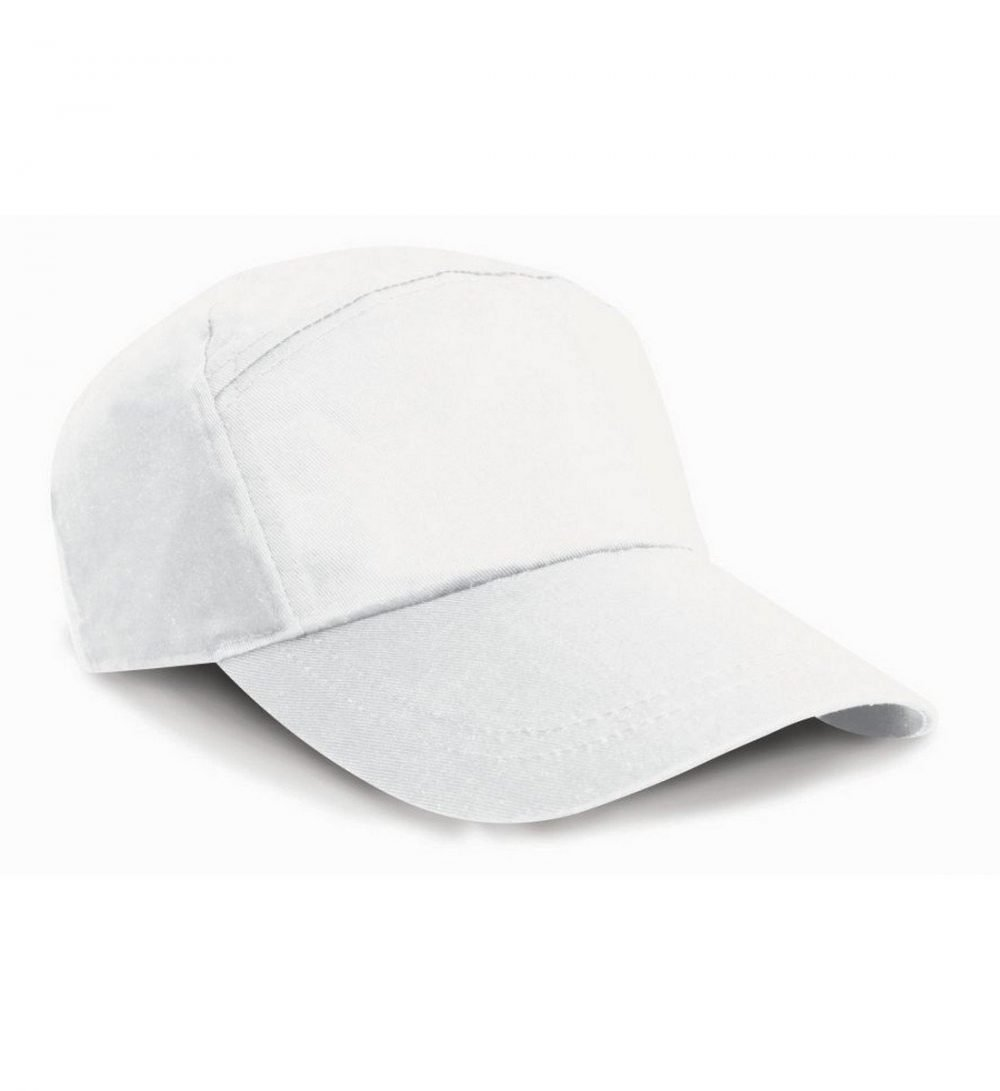 PPG Workwear Result Advertising Cap RC02 White Colour